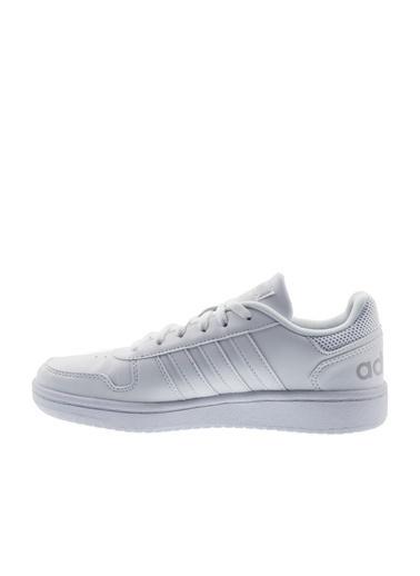 adidas Kadın Hoops  Sneakers 236790 Beyaz